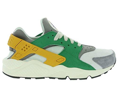 Nike Air Huarache Run SE Men Lifestyle Casual Sneakers New Pine Green - 12 NT4E8m3sT