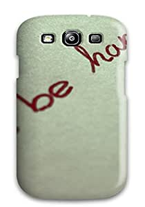 New Galaxy S3 Case Cover Casing(happy Be Happy )