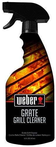 Duty Liquid Grille - Grill Cleaner Spray - Professional Strength Degreaser - Non Toxic 16 oz Cleanser By Weber Cleaners