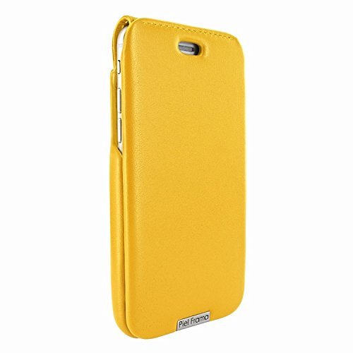 Piel Frama 770 Yellow UltraSliMagnum Leather Case for Apple iPhone 7 / 8 (Iphone Case Frama Piel)