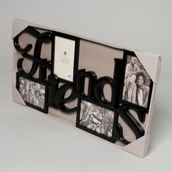 collage frame friends 4 4 x 6 openings 1999 case pack of