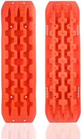 雪の氷の泥砂の救助のために理想的な車の牽引パッドの折り畳み式の緊急のタイヤの牽引パッド