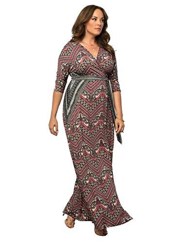 moroccan maxi dress - 7