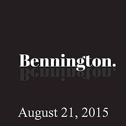 Bennington, Tony Hale and Jack Tempchin, August 21, 2015