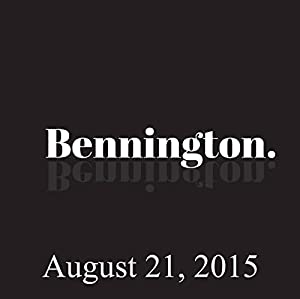 Bennington, Tony Hale and Jack Tempchin, August 21, 2015 Radio/TV Program