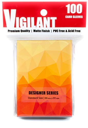 Vigilant Card Sleeves & Deck Protectors