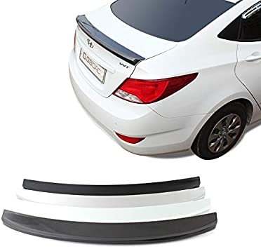 LIGHTKOREA Gubin Rear Wing ABS Spoiler 4 Color for Kia Optima 2011 2013 Aurora Black Pearl