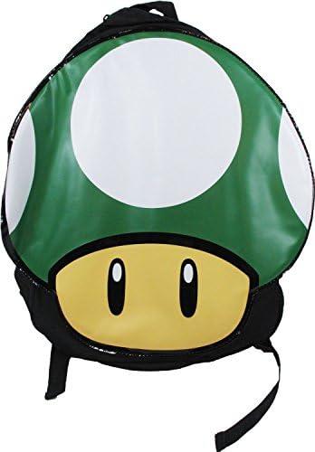 Nintendo 1Up Green Mushroom Backpack