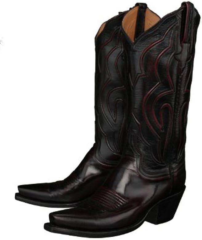 5cbe3b09e6b Amazon.com | Lucchese Classics L4700 Kangaroo Cowboy Boots Womens 8 ...