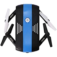 Yuxing 2.4G 6-Axis Altitude Hold HD Camera Wifi FPV RC Quadcopter Drone Selfie Foldable