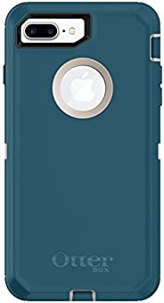 OtterBox DEFENDER SERIES Case for  iPhone 8 PLUS & iPhone 7 PLUS (ONLY) - Retail Packaging - BIG SUR (PALE