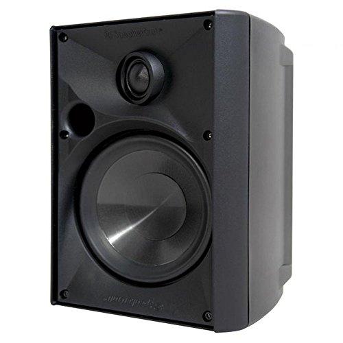 "SpeakerCraft Outdoor Elements 5-1/4"" 2-Way Speaker (Each) Black OE5 ONE BLACK"