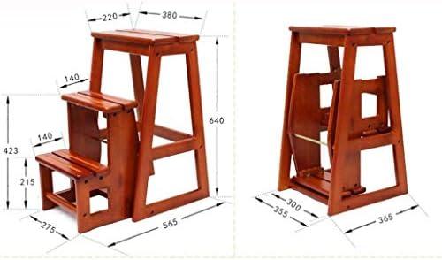 DY Escalera Telescópica 4,1 Millones De Portátiles Ligeros 330lbs Máximo De Carga Extensible De Escalera Plegable For DIY El Trabajo del Constructor Jardín Oficina Loft Ático (Color : A): Amazon.es: Hogar