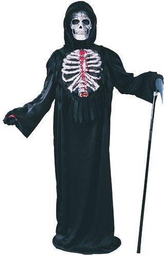 Fun World Bleeding Skeleton Kids Costume -