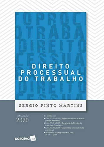 Direito Processual do Trabalho - 42ª Ed. 2020