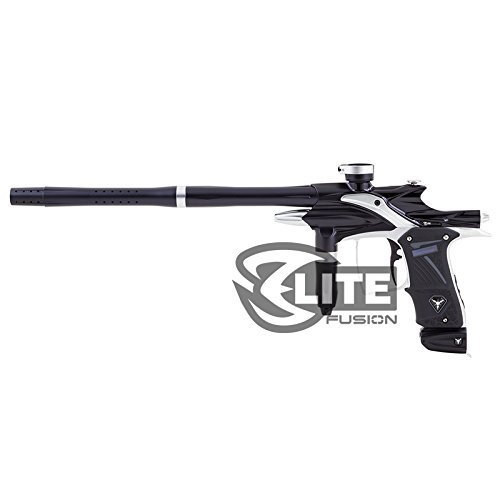 Cheap Dangerous Power Fusion Elite LE Paintball Markers, Black/Silver