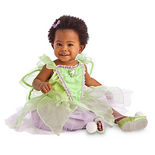 Disney Store Tinkerbell Fairy Costume Dress Infant 6-12 Mos