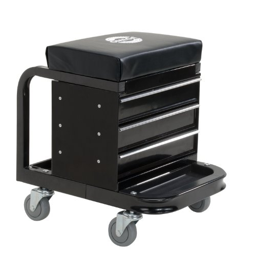 Omega 92450 Black Tool Box Creeper by Omega (Image #3)