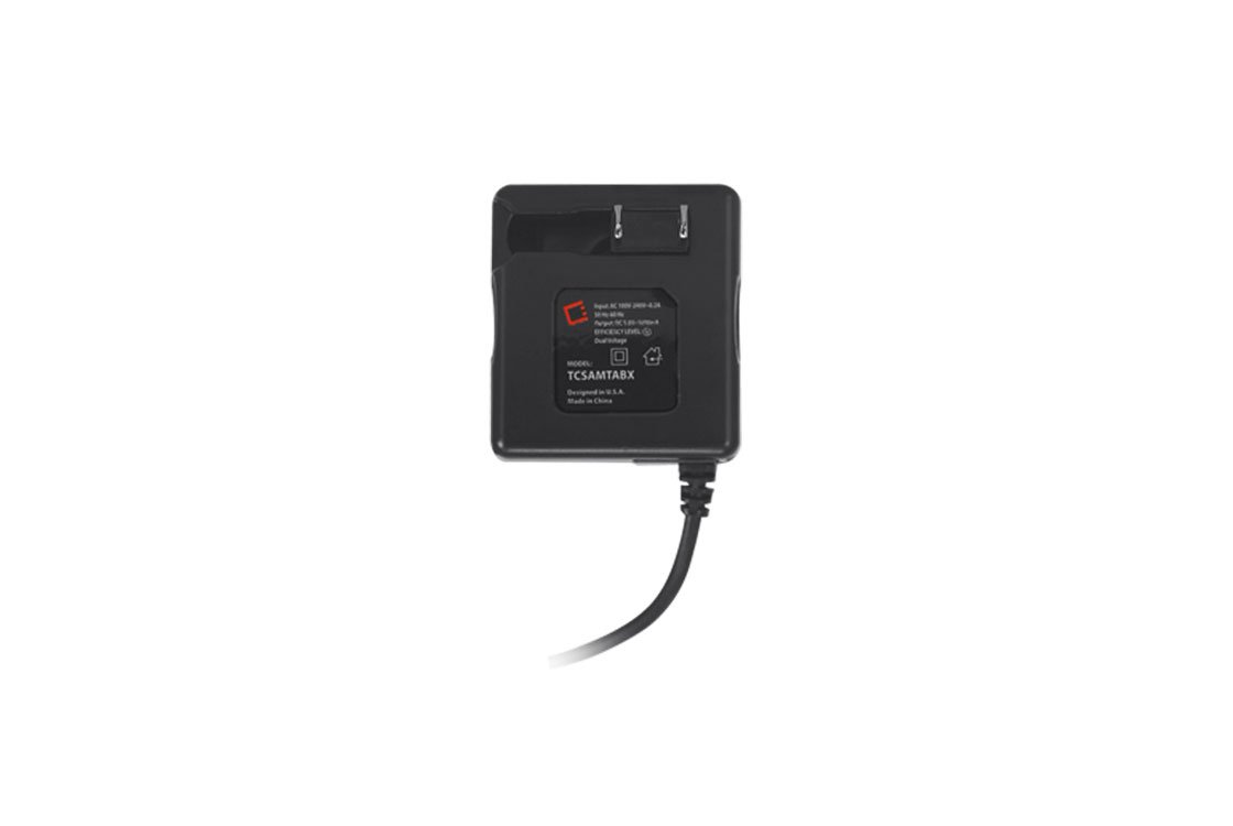 Cellet 258068 PremiumTravel and Home Charger for Samsung Galaxy Tab Black