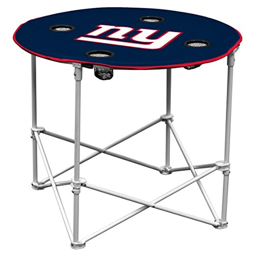 NFL New York Giants  - Round Table by Logo Brands