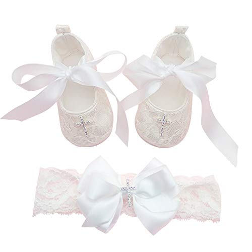 Glamulice Baby Girl Infant Satin Mary Jane