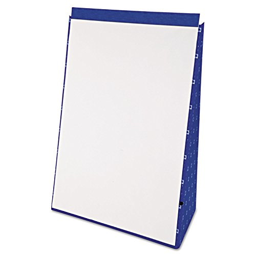 - Ampad 24022 Table Top Flip Chart, Plain, 20 Sheets, 20-Inch x28-Inch, White