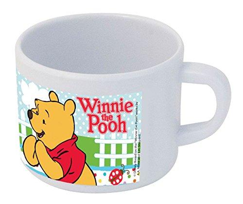 p:os 68922 Disney Winnie the Pooh Kinderbecher, Melamin, 200 ml