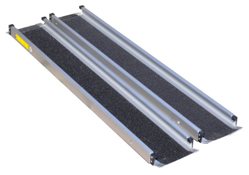 Aidapt Telescopic Channel Ramps 4ft (Eligible for VAT relief in the UK)