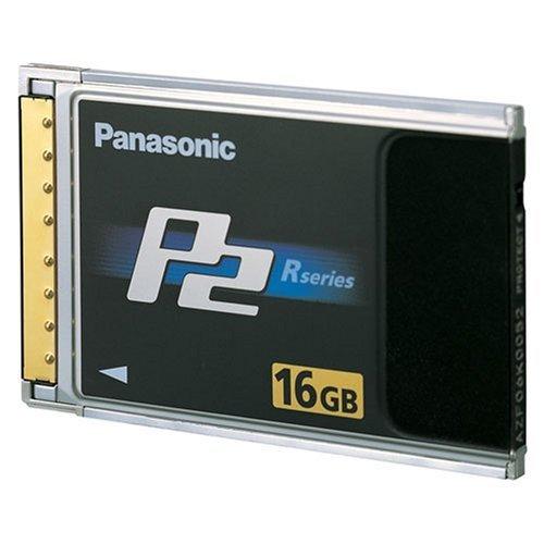Panasonic AJ-P2C016RG 16GB P2 High Performance Card for Panasonic P2 Camcorders by Panasonic