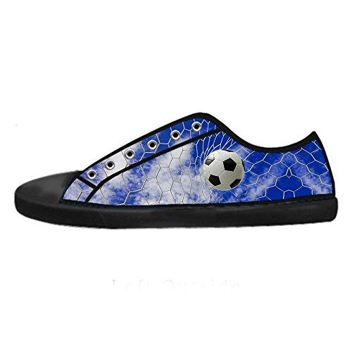 Custom sport calcio Womens Canvas shoes I lacci delle scarpe scarpe scarpe da ginnastica Alto tetto Ofertas El Mayor Proveedor Los Más Valorados Bajo Precio De Envío De Pago En Línea A7AUFj