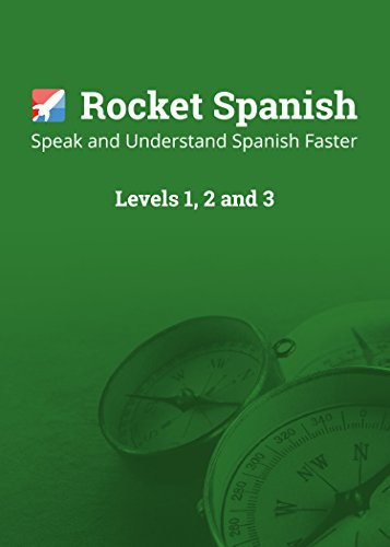 Learn Spanish - Rocket Spanish Level 1, 2 & 3 Bundle. The best value Spanish course to learn, speak and understand Spanish fast. Over 360 hours of Spanish lessons for Mac, PC, Android & iOS (3 Levels)