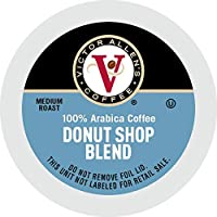 Deals on 80CT Victor Allen Donut Shop Blend for K-Cup Keurig 2.0 Brewers
