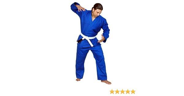 Woldorf USA BJJ Kimono Jiu Jitsu Judo Gi Student Black Color 8 A6 NO Logo