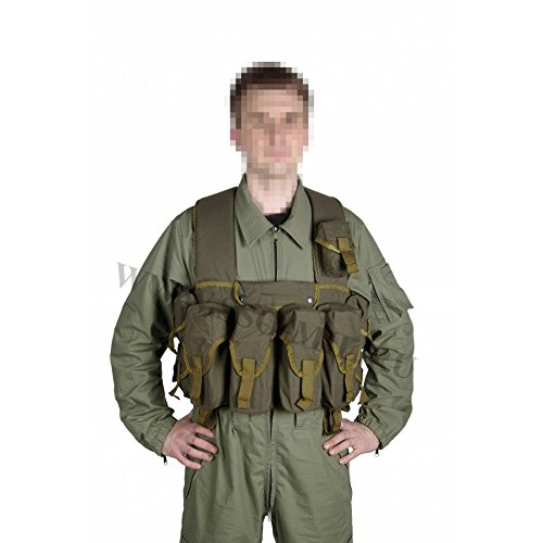 Russian Military Lazutchik M Bags for breast (Military Vest) by SSO/SPOSN by SSO/SPOSN