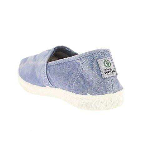 Natural World, Sneaker donna Blu blu