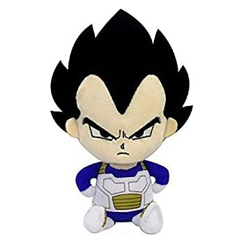 Super Plush Mini Dragon Ball Super - Vegeta Plush Toy