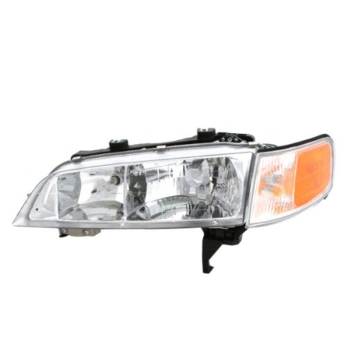Vision Automotive HD10081A4L Honda Accord Driver Side Replacement Headlight Assembly