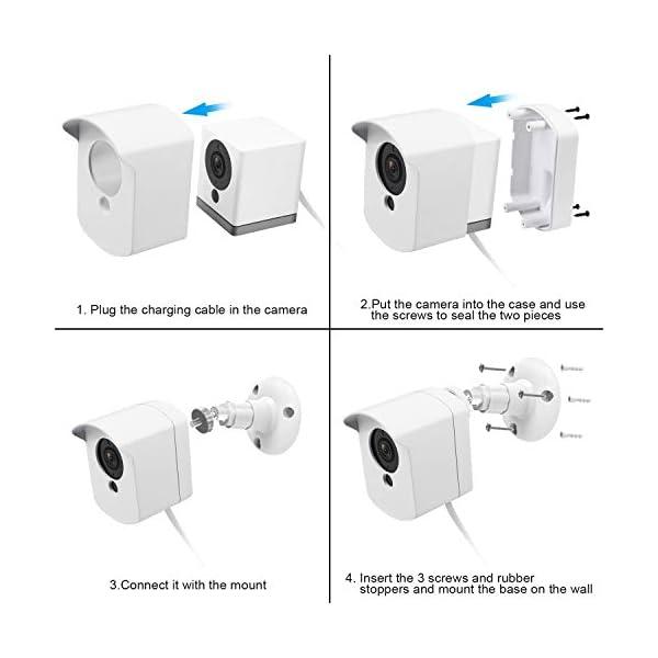 security camera accessories