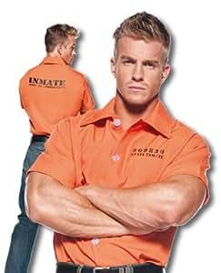 EE.UU. Prisionero Prima Camisa