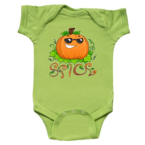 Spice with sunglasses Infant Creeper 12 Months Key Lime (581 Glasses)