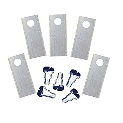 Amazon.com : UP100® Auto Mower Blades for Bigmow Replacement ...