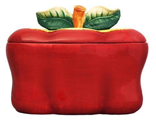 Apple Breadbox Canister - Canister Box