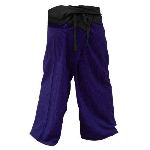 ST** 2 diseño de rayas Thai Pescador tono de algodón pantalones de Yoga pantalones tamaño incluye **A PRESIÓN VENDERSE CON EXCLUSIVO **