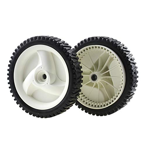 Parts Camp 532403111 Front Drive Wheels Replaces Craftsman Husqvarna 194231X427 2pack