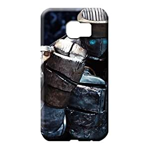 samsung galaxy s6 Dirtshock Retail Packaging High Quality cell phone carrying cases atom in real steel