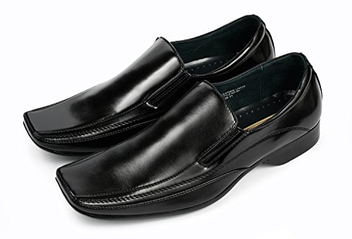 Amazon.com | Delli Aldo Mens Dress Shoes Fashion Slip On Loafers ...