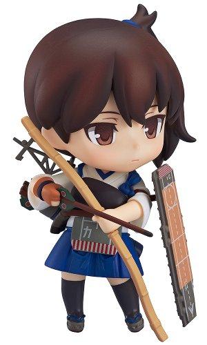 Good Smile Kantai Collection: Kancolle: Kaga Nendoroid Action Figure