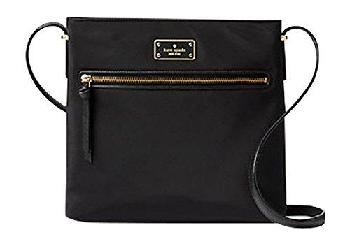 Kate Spade Wilson Road Nylon Dessi Crossbody handbag Nylon Black by Kate Spade New York