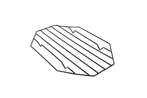 Fox Run 5714 Roasting/Cooling Rack, 0.5 x 6 x 10.25 inches, Metallic (Meat Rack For Rival Crock Pot)