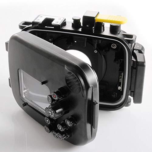 60m 195フィート カメラ防水ケース 水中ハウジングバッグ Olympus TG-3/TG-4カメラ用   B07P7VP6WS